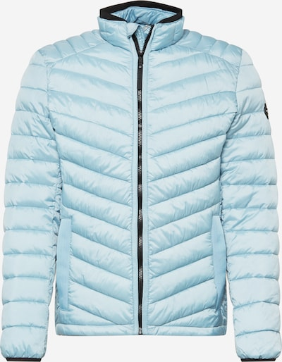 TOM TAILOR Between-Season Jacket in Light blue / Black, Item view