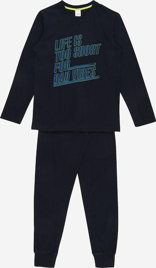 s.Oliver Junior Pyjama Set in navy, Produktansicht