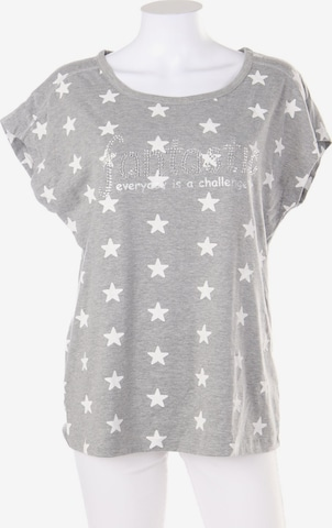 laura kent Batwing-Shirt in L in Grau