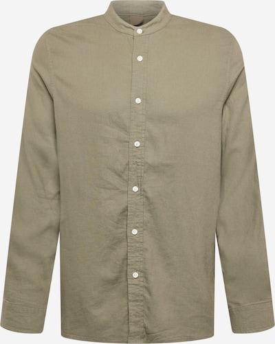 Hailys Men Hemd 'Manuel' in khaki, Produktansicht