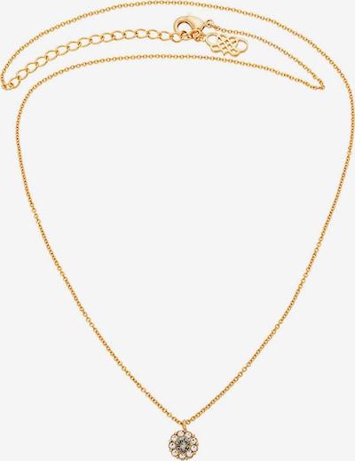 Lanțuri 'Petite Miss Sofia' LILY AND ROSE pe galben auriu / negru, Vizualizare produs