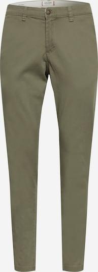 JACK & JONES Pantalon chino 'MARCO DAVE' en vert, Vue avec produit