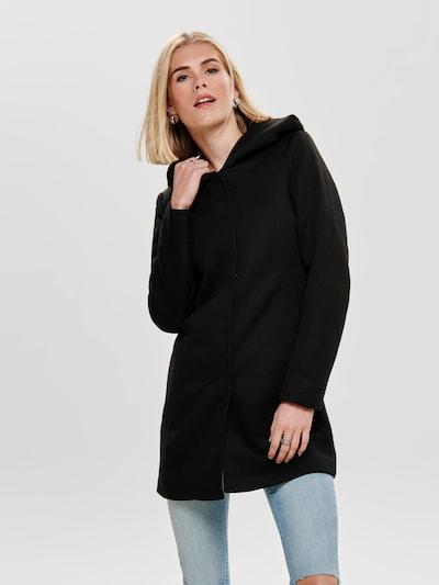 ONLY Übergangsmantel 'Sedona' in schwarz, Modelansicht