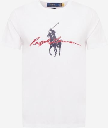 Polo Ralph Lauren T-Shirt in Weiß