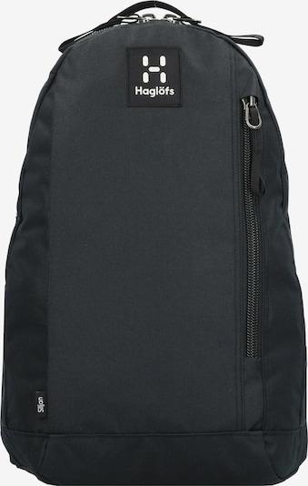 Haglöfs Rucksack 'Siljan' in schwarz, Produktansicht