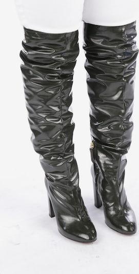 PURA LOPEZ Dress Boots in 37 in Dark green, Item view