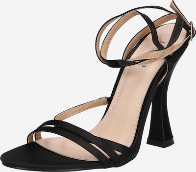 BEBO Sandale 'LIRA' in schwarz, Produktansicht