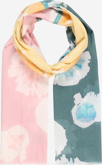 LIEBLINGSSTÜCK Šál 'Madelaine' - pastelovo modrá / žltá / ružová / prírodná biela, Produkt