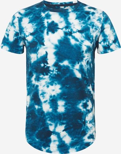 HOLLISTER Shirt in de kleur Blauw / Wit, Productweergave