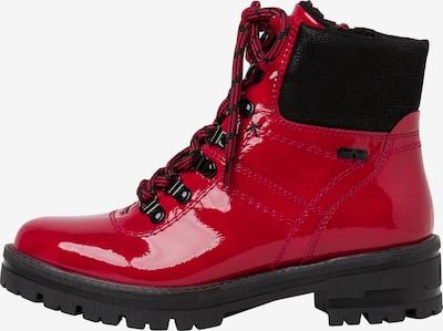 JANA Stiefelette in rot, Produktansicht
