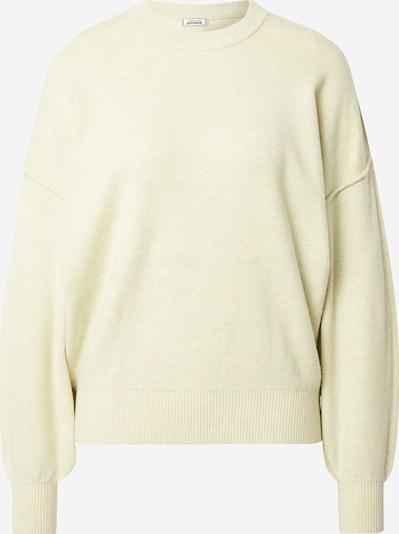 Pimkie Pullover 'VIOLETA' in hellgelb, Produktansicht