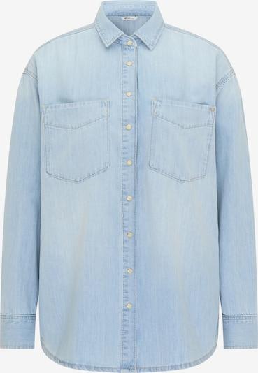 MUSTANG Hemd ' Jeanshemd ' in blau, Produktansicht