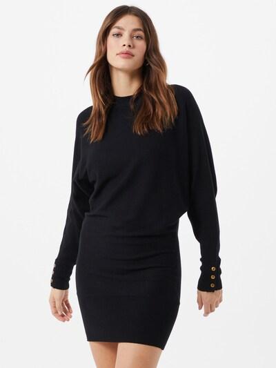 b.young Úpletové šaty - černá, Model/ka
