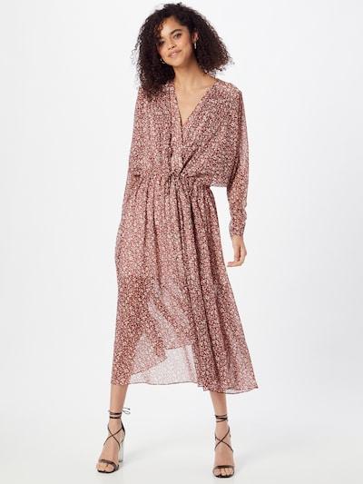 Ted Baker Kleid in beere / pink / weiß, Modelansicht