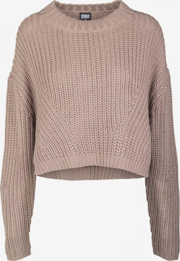 Urban Classics Pullover in taupe, Produktansicht