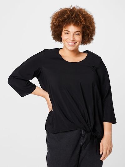 SAMOON Bluse in schwarz, Modelansicht