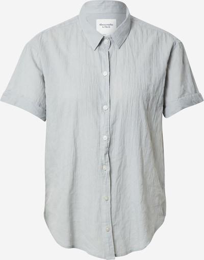 Abercrombie & Fitch Bluse in grau, Produktansicht