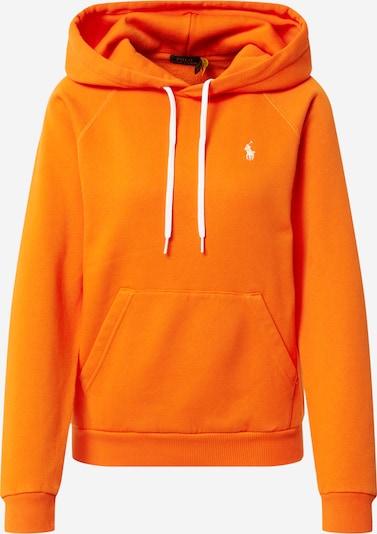 POLO RALPH LAUREN Sweat-shirt en orange, Vue avec produit