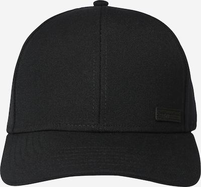 Icebreaker Sportcap in schwarz, Produktansicht