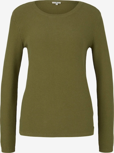 TOM TAILOR Sweater in Green, Item view