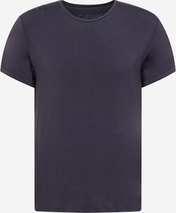 CURARE Yogawear Sportshirt in Blau