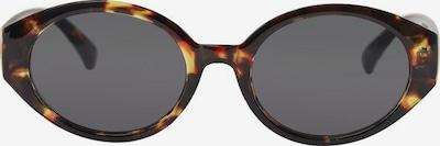 PIECES Sonnenbrille in schwarz, Produktansicht