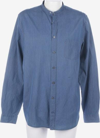 Closed Freizeithemd / Shirt / Polohemd langarm in XXL in dunkelblau, Produktansicht