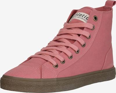 Ethletic High-Top Sneakers in Rose, Item view
