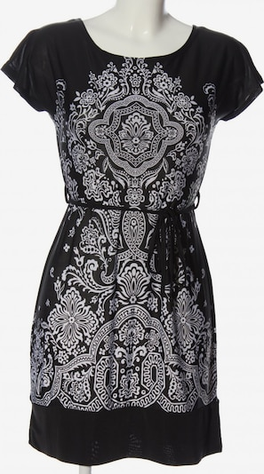 Jennifer Taylor Kurzarmkleid in S in schwarz / weiß, Produktansicht