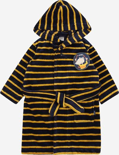 Maudymosi chalatas 'Rat Henry' iš SCHIESSER , spalva - tamsiai mėlyna / geltona, Prekių apžvalga