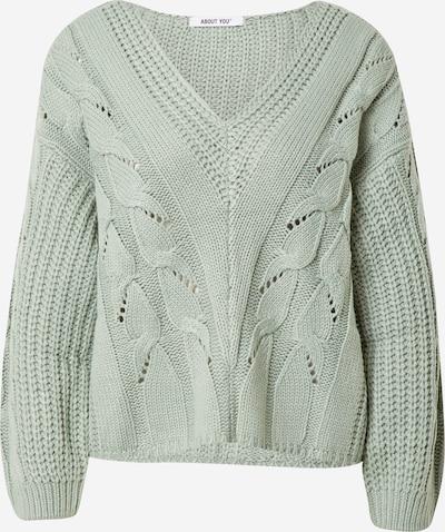 ABOUT YOU Pullover 'Rosalie' in mint / hellgrün, Produktansicht