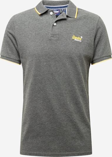 Superdry Shirt 'POOLSIDE' in de kleur Antraciet, Productweergave