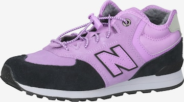 new balance Sneaker in Lila