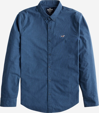 HOLLISTER Hemd in blue denim, Produktansicht