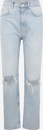 Gina Tricot (Petite) Jean '90s' en bleu clair, Vue avec produit