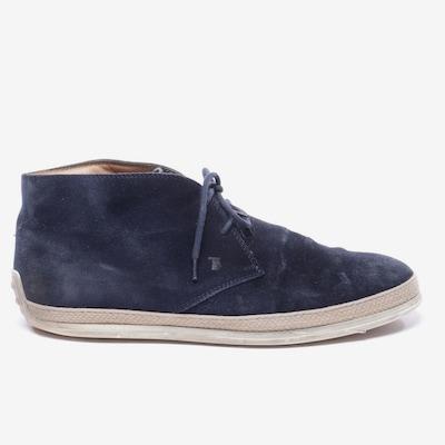 Tod's Schnürschuhe in 42,5 in blau, Produktansicht