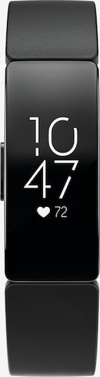 FitBit Sportuhr in schwarz, Produktansicht