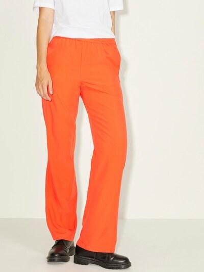 JJXX Hose 'JXPOPPY' in orangerot, Modelansicht