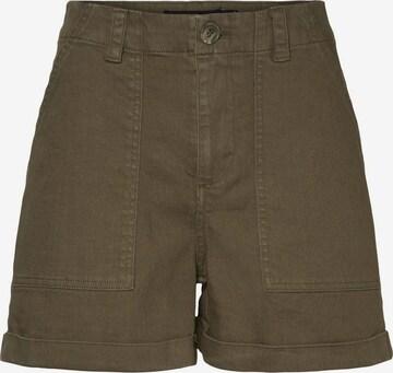 Vero Moda Petite Pants 'Barb' in Green