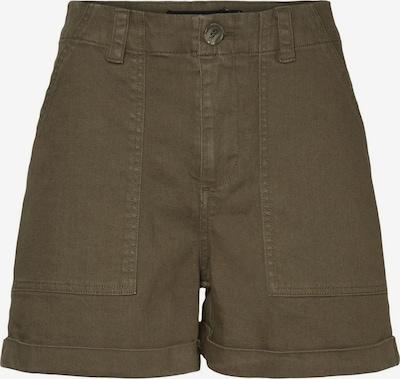 Vero Moda Petite Shorts 'Barb' in oliv, Produktansicht