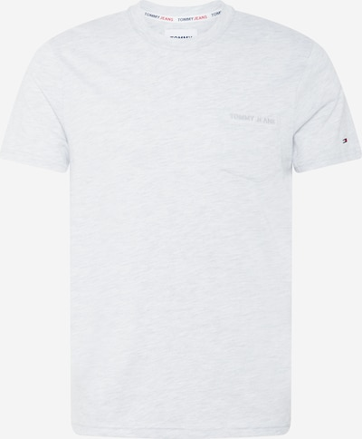 Tommy Jeans Shirt in silbergrau, Produktansicht
