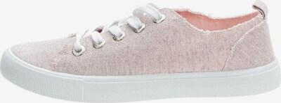 Crosby Sneaker in rosa, Produktansicht