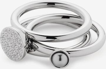 LEONARDO Ring-Set in Silber