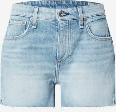 rag & bone Shorts 'DRE' in blue denim, Produktansicht