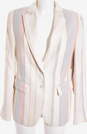 White Label Blazer in L in beige / pastellpink / weiß, Produktansicht