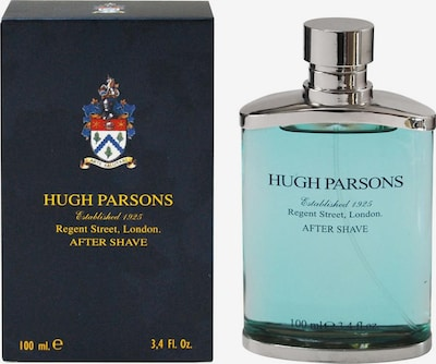 Hugh Parsons After Shave 'Regent Street' in blau, Produktansicht