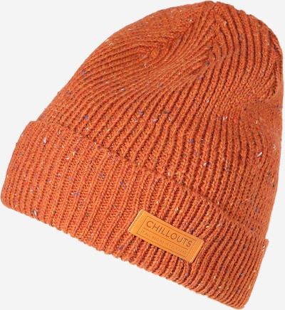 chillouts Mütze 'Brody' in orange, Produktansicht