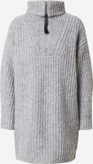 HUGO Knitted dress 'Stevetta' in Light grey, Item view
