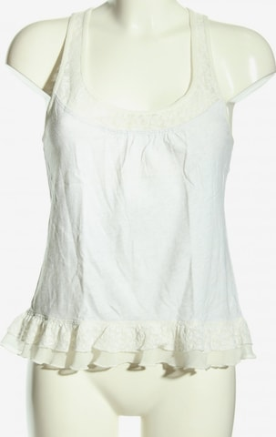 Gilly Hicks Top & Shirt in M in White