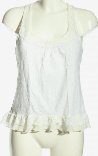 Gilly Hicks Spitzentop in M in weiß, Produktansicht